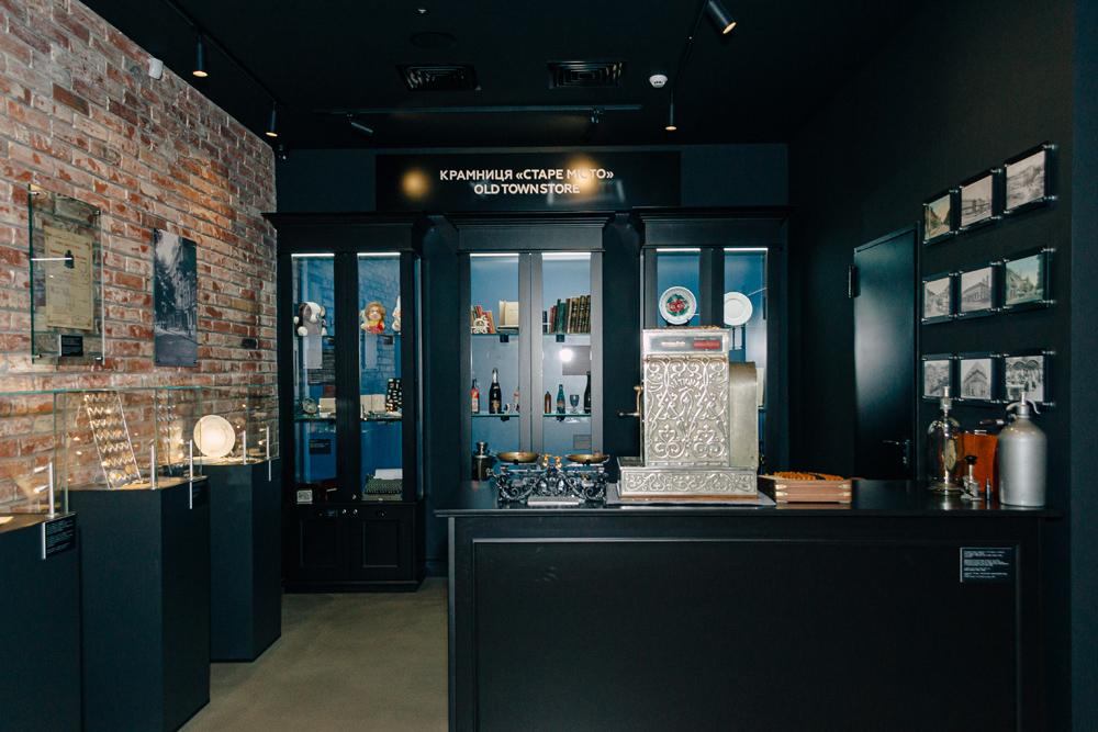 Прошлое на ощупь: Музей истории Днепра - 6 зображення