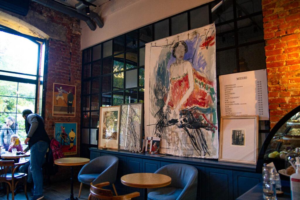Мистецтво в справі: які дніпровські магазини та кафе поставили на українських художників - 5 зображення